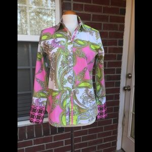 TIZZY SHIRT - EXCELLENT! LIKE NEW!